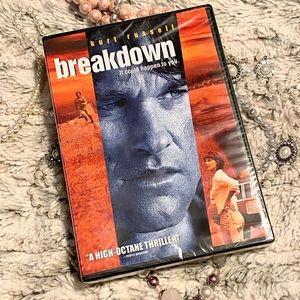 📀🎥BRAND NEW! Sealed Breakdown DVD